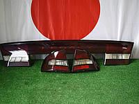 Комплект задних фонарей Subaru legacy B12 BE5. Япония