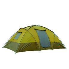 Палатка четырехместная GreenCamp 1100, фото 2