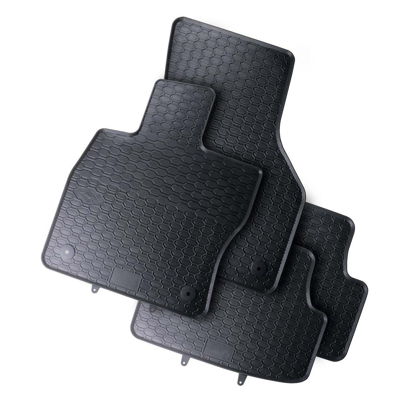 К/с Audi A3 коврики салона в салон на AUDI Ауди A3 (12-) / OCTAVIA III (13-) / PASSAT B8 (14-) / SUPERB III (15-) (4шт.)