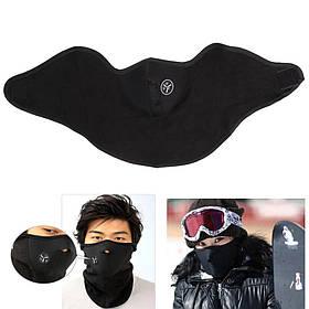 Захисна спортивна маска для обличчя