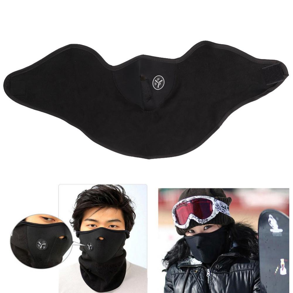Защитная спортивная маска для лица