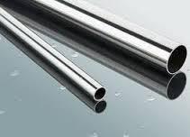 Труба 101.6х2 мм AISI 201 нержавеющая, полированная