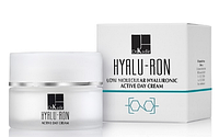 Увлажняющий крем с гиалуроновой кислотойHyalu-Ron Low Molecular Hyaluronic Active Day CreamDr. Kadir 50 мл