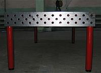 Стол сварочный с ножками 1200х1200х100мм