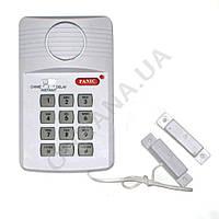 Сигнализация на дверь окно с кодовой клавиатурой Keypad Alarm