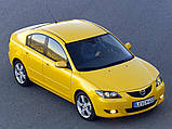 Ворсовые коврики Mazda 3 (BK) 2003-2009 VIP ЛЮКС АВТО-ВОРС, фото 10