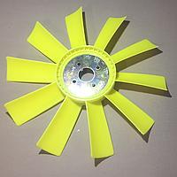 Крыльчатка вентилятора ЯМЗ 238 236 Т-150 (универсальная) (10-лопастей) 236-1308012