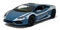 Модель машины Kinsmart Lamborghini Huracan LP610-4 Police (KT5382WP)