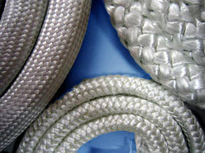 Термостойкие шнуры,рукава,ленты