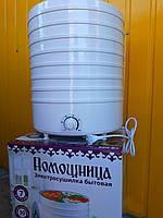 Электрическая сушилка для овощей, фруктов, мяса, рыбы, трав. Объем 30 литров. В подарок поддон для пастилы!