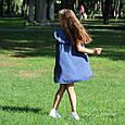 Платье для девочки в цветочек, фото 4