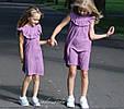 Платье для девочки в цветочек, фото 3
