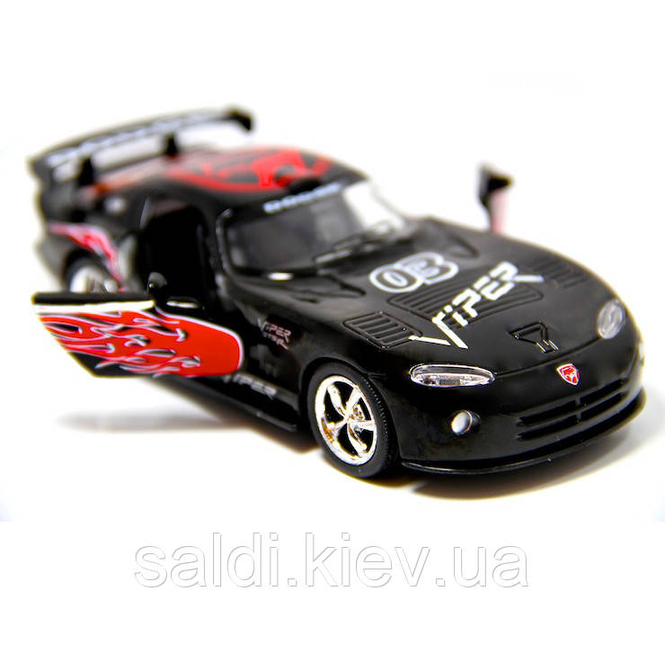 Машина металлическая KINSMART KT5039WF Dodge Viper GTSR