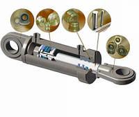 Ремонт гидроцилиндра рулевого управления погрузчика ГЦ 63.40.400.765