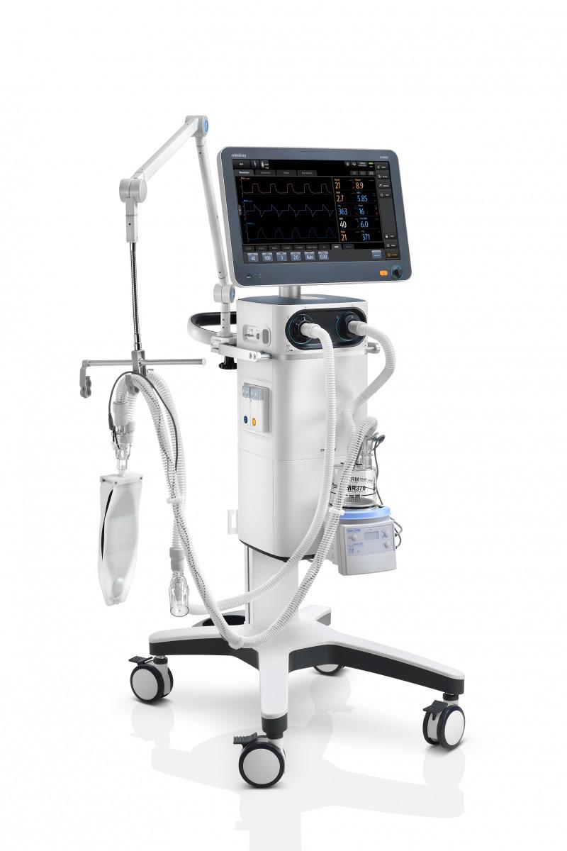 Аппарат для искусственной вентиляции легких SV-800 Mindray
