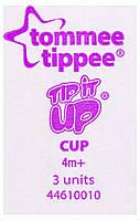 Поилка Tommee Tippee Tip it UP от 4-х мес. (300ml) голубой, розовый и салатовый