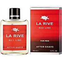 Лосьйон посля брытья LA RIVE RED LINE , 100 мл 8150