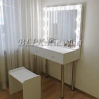 Рабочее место визажиста - столик СТ-02 и Злата, фото 1
