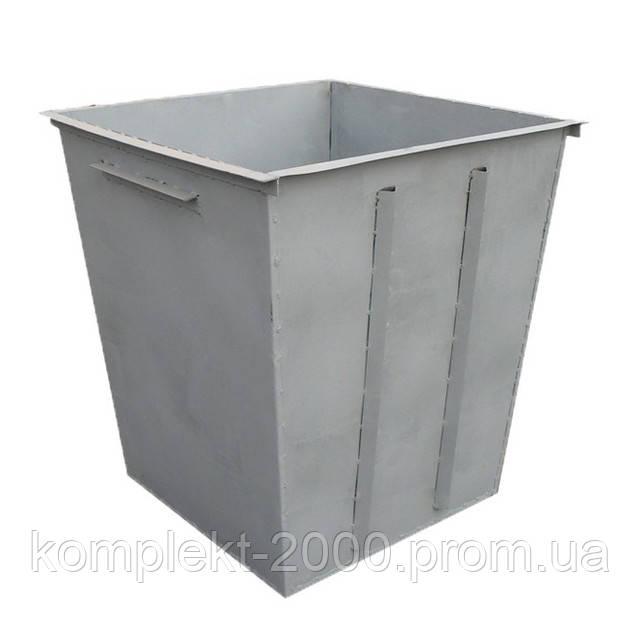 замену мусорного контейнера