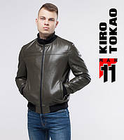 11 Kiro Tokao   Мужская куртка осень-весна 3491 хаки