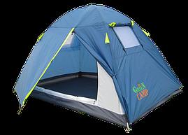 Палатка 2-х местная Green Camp (1001-B)