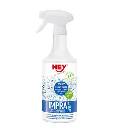 Средство для ухода за мембранными тканями 500мл HEY-SPORT IMPRA Spray 206740, фото 2
