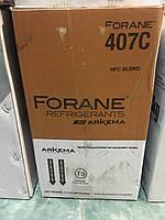 Хладон Фреон R-407с Forane 11,3 кг