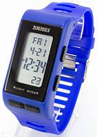 Спортивные наручные часы Skmei, синие, фото 1