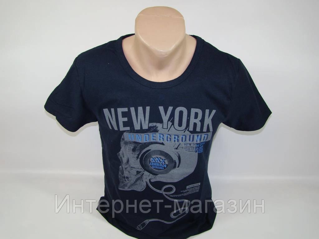 Футболка мужская Mark New York (Турция) (размер XL) код 5099
