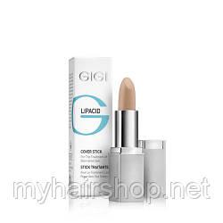 Тональний олівець лікувальний GIGI Lipacid Cover Stick 4 мл