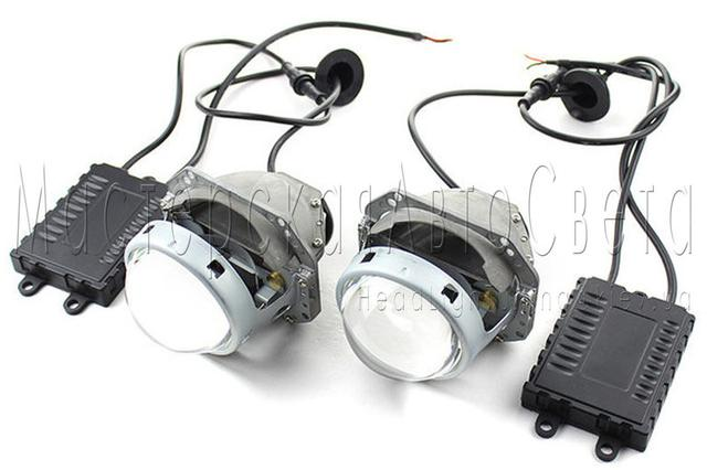 Светодиодные Bi-LED линзы