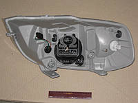 Фара левая CHEVROLET AVEO T250 06  (пр-во TYC)