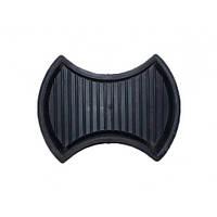 Форма для тротуарной плитки МАО Чешуя двойная с полосами 24*10,5*6