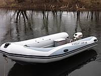 Моторная лодка RIB 400