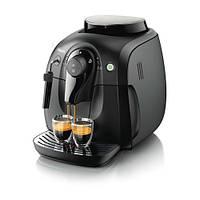 Кофеварка Philips 2000 Сhrome HD8649/01 (Філіпс)