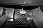К/с Dodge Caliber коврики салона в салон на Dodge Caliber 2006->, 4 шт. (полиуретан, бежевые), фото 2