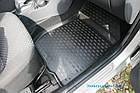 К/с Dodge Caliber коврики салона в салон на Dodge Caliber 2006->, 4 шт. (полиуретан, бежевые), фото 5