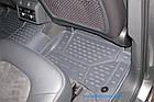 К/с Dodge Caliber коврики салона в салон на Dodge Caliber 2006->, 4 шт. (полиуретан, бежевые), фото 6