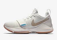 """Кроссовки Nike PG 1 """"IVORY"""", фото 1"""