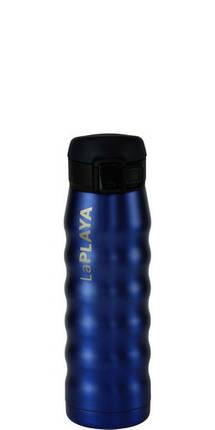 Термос 0,5 л, BubbleSafe, синий, фото 2