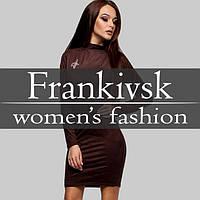 Шанувальниці стриманої елегантності вибирають плаття гольф. Frankivsk Fashion