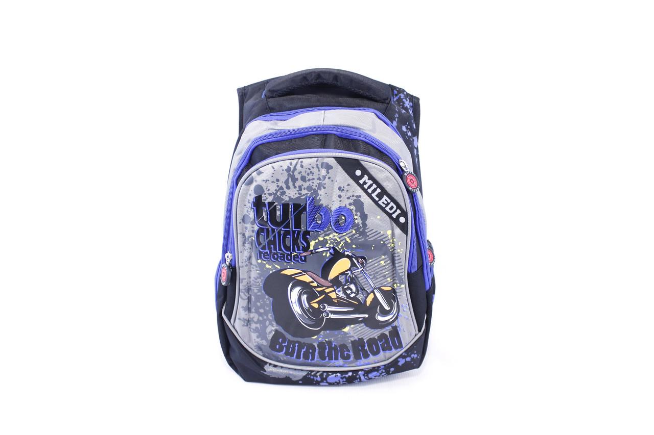 """Детский школьный рюкзак """"Miledi 801"""""""