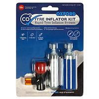 Балони для шин Oxford CO2 Tyre inflator kit OX163