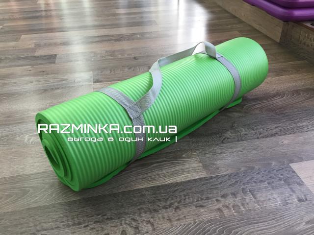Коврик для фитнеса из каучука