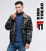 11 Киро Токао   Куртка бомбер осенняя 752 хаки