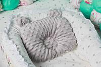 """Ортопедическая подушка """"Мишка"""""""