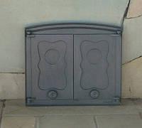 Дверка чугунная Batumi 1, фото 1