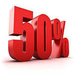 Распродажа до -50%