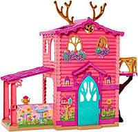 """Набор """"Лесной домик Энчантималс + Оленица Дениса""""/Enchantimals Cosy House Playset with Danessa Deer and Sprint"""
