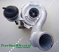 Турбина на Renault Kangoo 1.9 dCi / Opel Vivaro 1.9, фото 1
